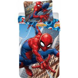 Jerry Fabrics Povlečení Spider-Man climbs