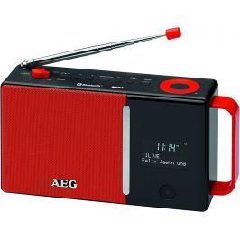 AEG DAB 4158, červené - rozbaleno