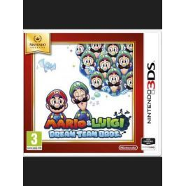 Mario and Luigi: Dream Team Bros. (3DS)