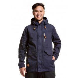 MEATFLY pánská bunda Idol Cotton Jacket M tmavě modrá