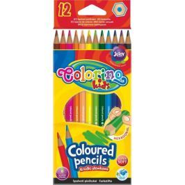 Pastelky šestihranné Colorino 12 barev