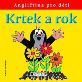 Miler Zdeněk: Krtek a rok – Angličtina pro děti