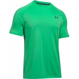 Under Armour Tech SS Tee Vapor Green Stealth Gray XL