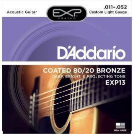 Daddario EXP13 Kovové struny pro akustickou kytaru