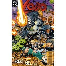 Alan Grant, Val Semeiks: Lobo: Sedm zbytečných a další příběhy
