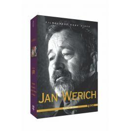 Kolekce Jan Werich (4DVD)   - DVD
