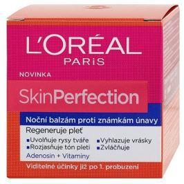 L'Oréal Noční balzám proti známkám únavy SkinPerfection 50 ml