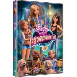 Barbie: Psí dobrodružství   - DVD