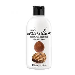 Naturalium Regenerační šampon pro suché a poškozené vlasy s bambuckým máslem a makadamiovým olejem (Shampoo She
