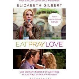 Gilbert Elizabeth: Eat, Pray, Love