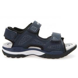 Geox chlapecké sandály Borealis 28 modrá