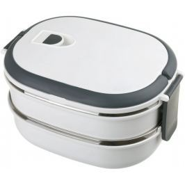 Eldom TM-150 Duo Lunchbox, bílá