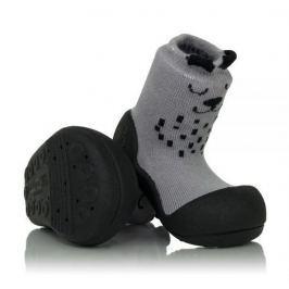 Attipas dětské botičky Cutie Gray 19 šedá