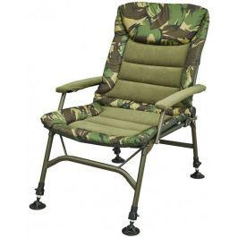 Starbaits Křeslo Camo Recliner Chair