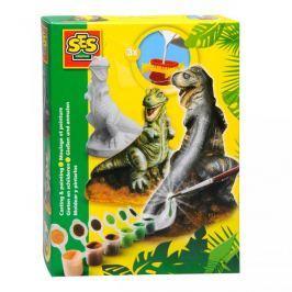 SES Sádrový komplet - T-rex