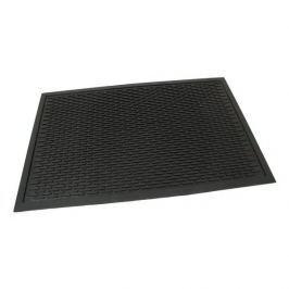 FLOMAT Gumová protiskluzová protiúnavová průmyslová rohož Scraper - 55 x 85 x 0,6 cm