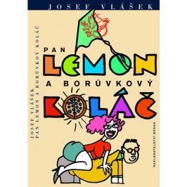 Vlášek Josef: Pan Lemon a borůvkový koláč