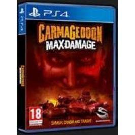 Carmageddon: Max Damage (PS4)