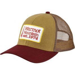 Marmot Retro Trucker Hat St Green