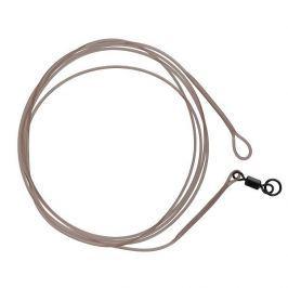 ProLogic Montáž Mirage Loop Leaders W Ring swivels 100 cm 45 lbs 2 ks