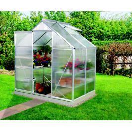 VITAVIA skleník VITAVIA VENUS 2500 PC 4 mm stříbrný