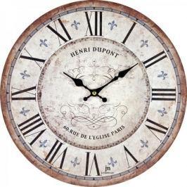 Lowell Designové nástěnné hodiny 21432