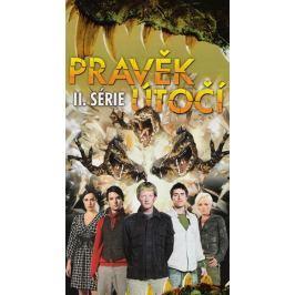 Pravěk útočí - II. série: kolekce (7DVD) - DVD