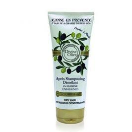 Jeanne En Provence Vyživující kondicionér na suché vlasy Oliva (Nourishing Conditioner) 200 ml