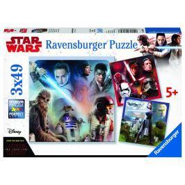 Ravensburger Disney Star Ward Epizoda VIII 3x49 dílků