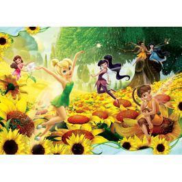 Walplus Fototapeta Disney víly 254x184 cm