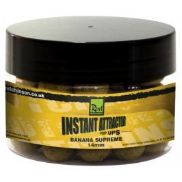 ROD HUTCHINSON Instant Attractor Pop Ups Banana Supreme 14 mm