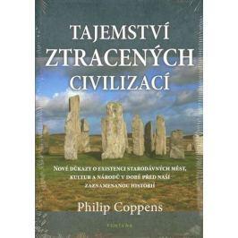 Coppens Philip: Tajemství ztracených civilizací