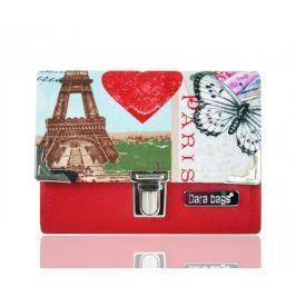 Dara bags Peněženka Third Line Purse No. 322 I Love Paris