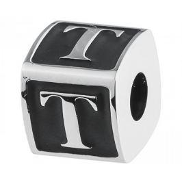 Brosway Ocelový přívěsek Alphabet T TJ Man BTJN63