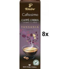 Tchibo Cafissimo Grand Classé Tansania - limitovaná edice, 8x10 kapslí