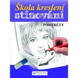 Škola kreslení stínování - Portréty