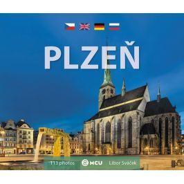 Sváček Libor: Plzeň - malá / vícejazyčná