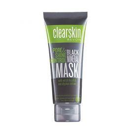 Avon Hluboko čisticí minerální pleťová maska s výtažkem z hamamelu a eukalyptu Clearskin (Black Mineral M