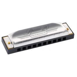 Hohner Special 20 Country Tuning G-major Foukací harmonika