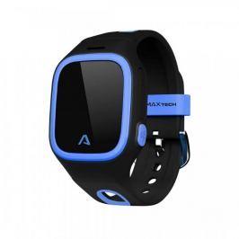 LAMAX WatchY - dětský náramkový telefon s GPS polohou, černý - rozbaleno