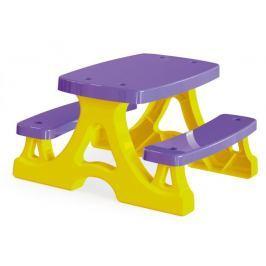 Mochtoys Piknikový stolek + lavičky