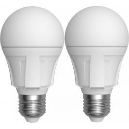 Skylighting LED žárovka hruška, teplá bílá