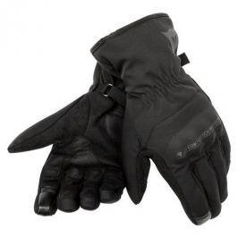 Dainese rukavice ALLEY D-DRY UNISEX vel.S černá, textilní (pár)