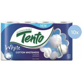 Tento White Cotton Whiteness 10 x 8 rolí