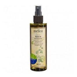Melica Nesmývatelné sérum na vlasy s bylinnými extrakty a panthenolem 200 ml