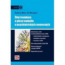 kolektiv autorů: Žilní trombóza a plicní embolie u psychiatrických nemocných