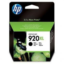 HP náplň č.920XL, černá (CD975AE)