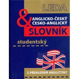 Hodek Břetislav, dr.: AČ-ČA studentský slovník