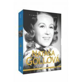 Nataša Gollová - kolekce 1 (4DVD)   - DVD