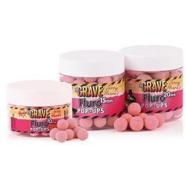 Dynamite Baits Plovoucí boilie Pop-Ups Crave Pink Fluro 15 mm
